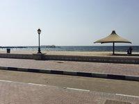 Набережная у пляжа Ajman Beach