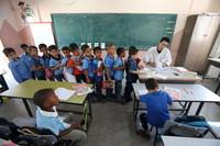 Как выглядят школьные классы в разных уголках Земли