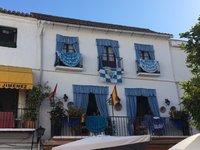 Милые дома в Старом квартале Марбельи