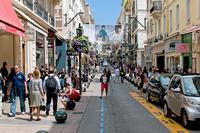Антиб, улицы