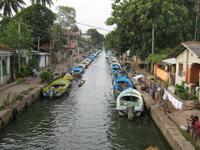 Датч канал в Негомбо