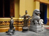 Храм Гангарама в Коломбо