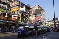 Бангкок, колорит тайских улиц