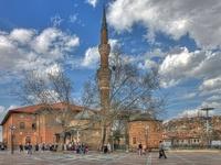 Турция, Анкара — мечеть Хаджи-Байрам