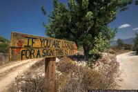 Заброшенный Кипр без туристов