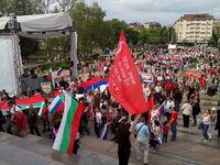 Не все болгары забыли, кому дважды обязаны освобождением страны