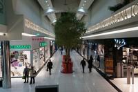 Любляна, я на шопинге в BTC City