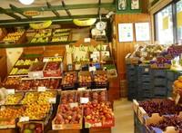 В сентябре большой выбор фруктов, ягод и овощей