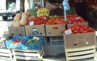 Ценник на фруктово-овощную продукцию немного завышен