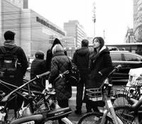 Пекин в декабре