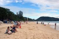 Пляжный отдых на Патонге