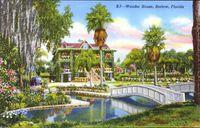 Впечатляющий «Дом Чудес» во Флориде, созданный человеком, который думал, что умирает