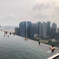 В июле Сингапур утопает в смоге из Индокитая