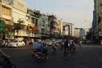 Камбоджа, на улицах Пномпеня