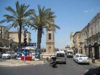 Израиль, Тель-Авив: прогулка по окрестностям города
