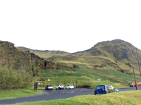 Исландия: пейзажи острова