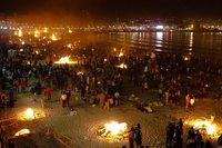 Ночь Святого Хуана на Канарских островах