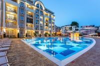 Один из отелей Солнечного берега