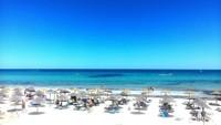 Пляж острова Джерба, Средиземное море