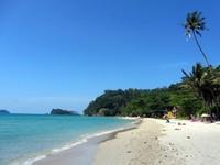Отдых на пляже Лонли