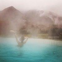 термальный бассейн на открытом воздухе в Андорре