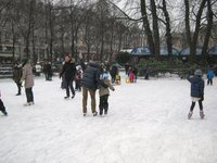 Одно из самых популярных январских развлечений в Осло