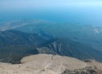 Фуникулёр - гора Тахталы
