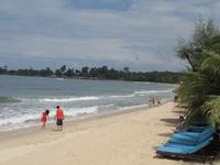 Камбоджа, Синуаквиль: пляж Соха