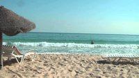 пляж Туниса