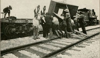 Как в 1900 году создали самую большую фотокамеру в мире, чтобы снять всего один поезд