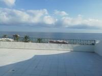 Вид в балкона. Тунис в январе