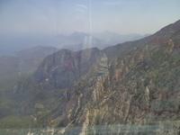 Экскурсия в горы Тахталы: вид из фуникулера