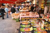 Палермо: на рынке Балларо
