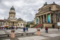 Берлин: площадь Жандарменмаркт