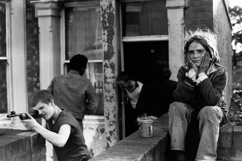 Другая Англия: фото о жизни британского рабочего класса 70-80-х годов