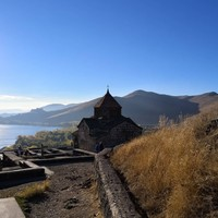 Армения в мае