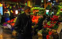 Турция: фруктово-овощной рынок