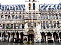 Брюссель: ратуша