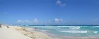 Белоснежные пляжи в Канкуне