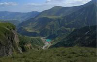 горные пейзажи