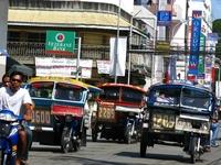 Движение на филиппинских дорогах!