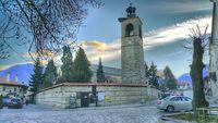 Банско: церковь Св. Троицы