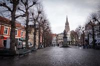 Брюгге: прогулка по улочкам города