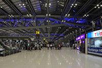 Suvarnabhumi airport bangkok airport, Таиланд