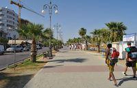Набережная Финикудес в Ларнаке