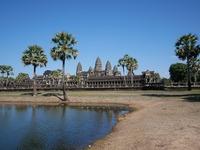 Камбоджа, февраль