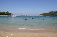 Кемер: пляжный отдых