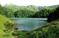 Горное озеро Гёйгёль