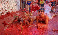 Ла Томатино - главное событие августа в Испании