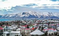 Исландия весной